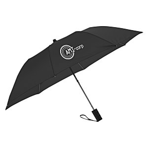 "Economy 42"" Arc Auto Opening Umbrella - 24 hr Main Image"