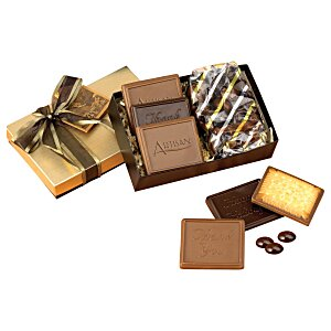 Cookies and Confections Treat Box - Dark Chocolate Almonds