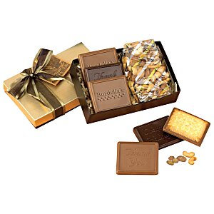 Cookies and Confections Treat Box - Deluxe Mixed Nuts Main Image