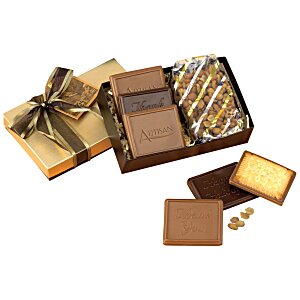 Cookies and Confections Treat Box - Honey Roasted Peanuts Main Image