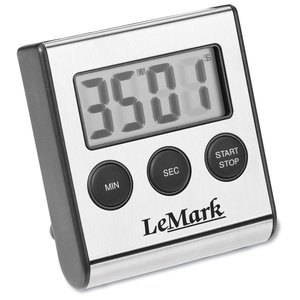 Executive Stainless Timer