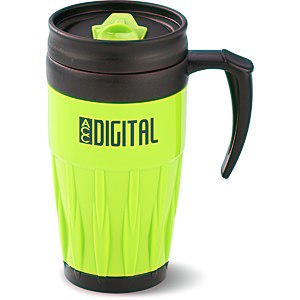 Tazza Travel Mug - 14 oz. Main Image