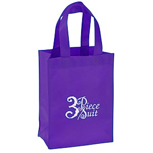 "Celebration Shopping Tote Bag - 10"" x 8"" Main Image"