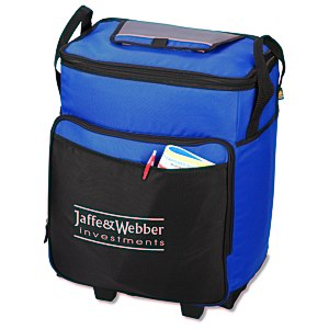 California Innovations Collapsible 50-Can Rolling Cooler Main Image