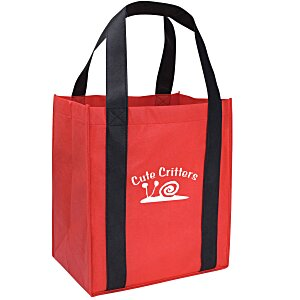 "Grande Shopping Tote - 14"" x 12-1/2"" - 24 hr Main Image"