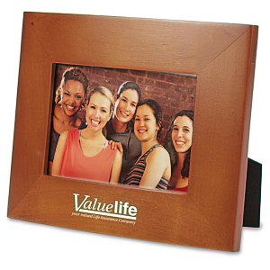 "3-1/2"" x 5"" Maple Wood Frame Main Image"