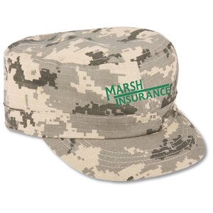 Cadet Cap - Camouflage - Closeout Main Image