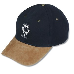 Tahoe Cap with Suede Visor Main Image