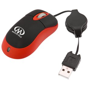 2-Tone USB Optical Mouse Main Image