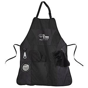 Grill Master BBQ Apron - 24 hr Main Image