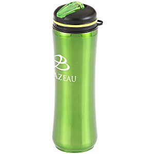 Slim Stainless Steel Bottle - 28 oz.