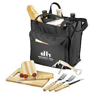 Modesto 7-Piece Picnic Carrier Set Main Image