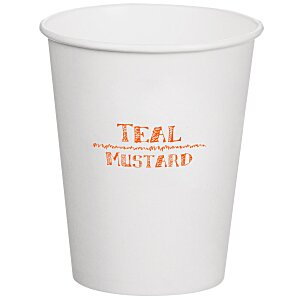 Compostable Solid Cup - 12 oz. - Low Qty Main Image