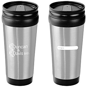 ID Stainless Steel Tumbler - 15 oz. Main Image