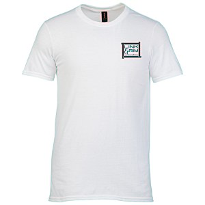Anvil Ringspun 4.5 oz. T-Shirt - Men's - White Main Image