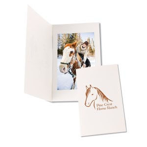 Paper Photo Holder - Gloss Finish Main Image