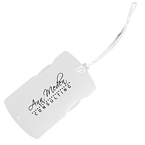 Buckle-It Luggage Tag - Opaque Main Image