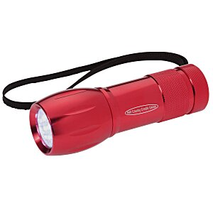 Aluminum LED Flashlight Main Image