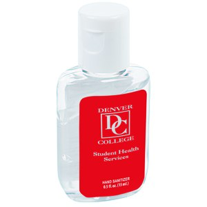 Hand Sanitizer - 1/2 oz. Main Image