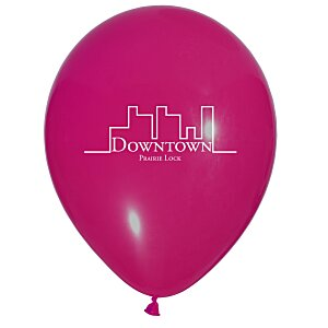 "Balloon - 14"" Crystal Colors"