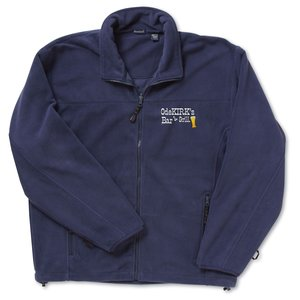 Heavyweight Microfleece Jacket - Solid - Men's Main Image