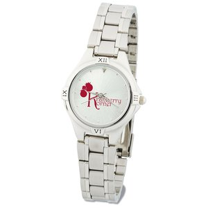Silver Designer Watch - Ladies' Main Image