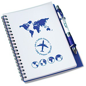 Scripto Journal Bundle Set - World Map Main Image