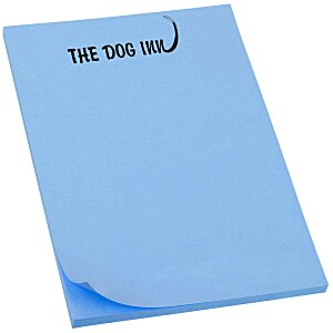 "Post-it® Notes - 6"" x 4""- 50 Sheet - Colors - Recycled Main Image"