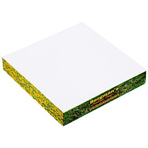 "Post-it® Notes Thin Cubes - 3-3/8"" x 3-3/8"" x 1/2"" Main Image"