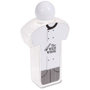Body Shape Hand Sanitizer - Chef Main Image