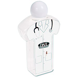 Body Shape Hand Sanitizer - Doctor Main Image