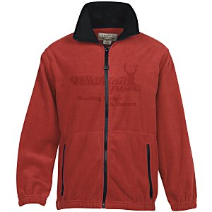 Telluride Signature Fleece Jacket - Men's - Laser Etched Main Image