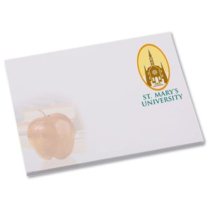 Bic Sticky Note - Designer - 3x4 - Apple - 25 Sheet Main Image