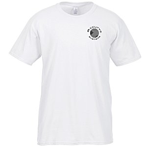 Gildan Softstyle T-Shirt - Men's - Screen - White Main Image