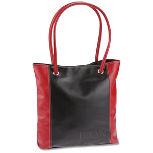 Lamis Two-Tone Tote Main Image