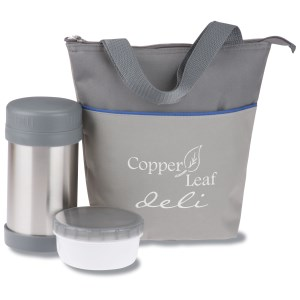 Lunch Bag Set w/Storage Containers