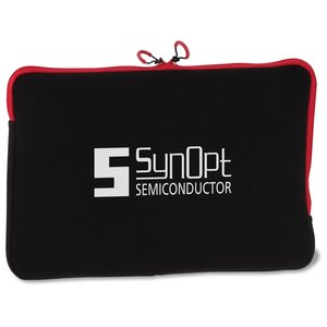 Contrast Laptop Sleeve