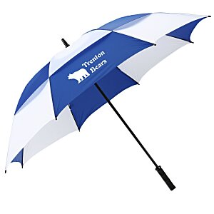 Golf Umbrella with Wind Vents Main Image
