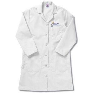 Red Kap Lab Coat - Ladies' - White