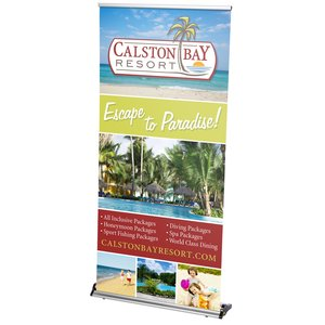 Rapid Change Retractable Banner Display Main Image