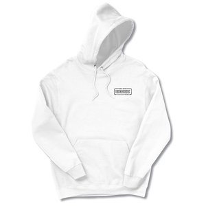 FOL Best 50/50 Hoodie - Screen - White Main Image