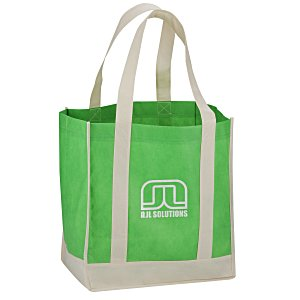 Two-Tone Shopper Tote Main Image