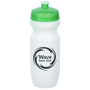 Move-It Bike Bottle - 20 oz. - Translucent Main Image