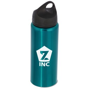 Stainless Steel Wide Mouth Bottle - 25 oz. Main Image