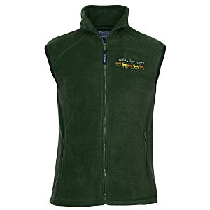 Blue Generation Polar Fleece Vest Main Image