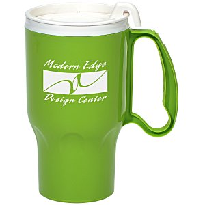 Roadster Mug - 16 oz. - White Lid Main Image