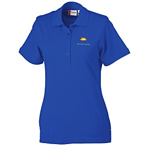 Clique Evans Easy Care Polo - Ladies' Main Image