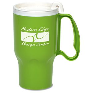 Roadster Mug - 16 oz. - White Lid - 24 hr Main Image