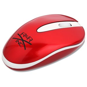 Hideaway Optical Mouse