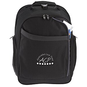 Checkmate Checkpoint Friendly Laptop Backpack Main Image